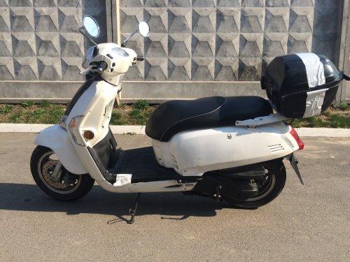 KYMCO LIKE 200I 2012 full