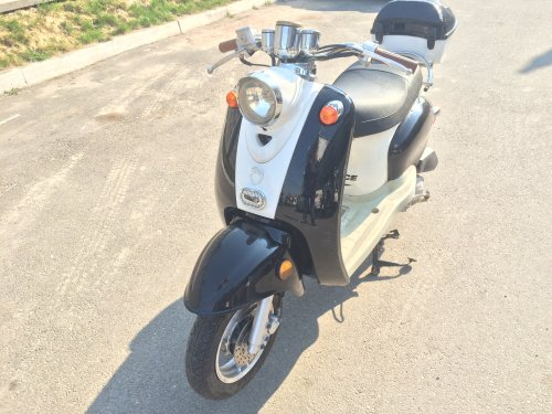 LANCE CHARMING 50CC SCOOTER 2008 full