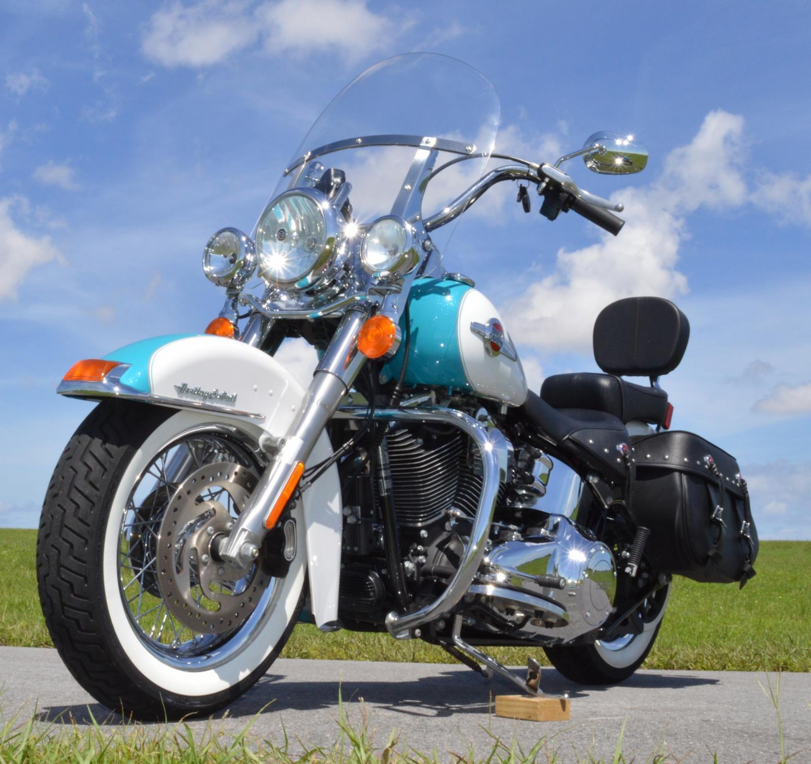 2016 Harley-Davidson FLSTC HERITAGE full