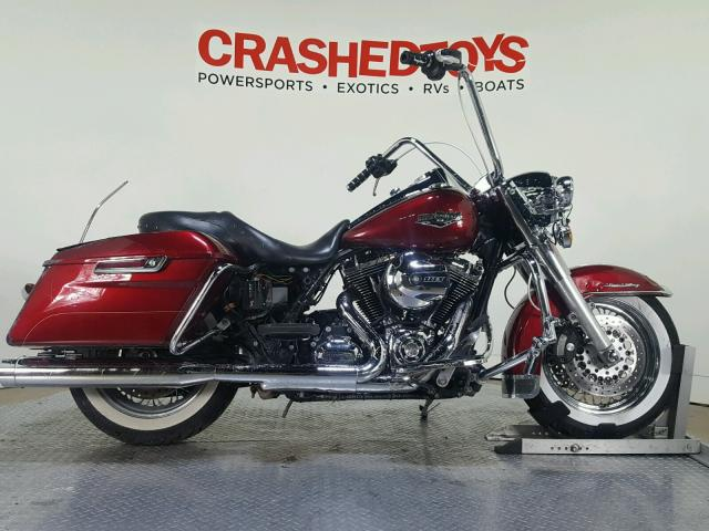2016 HARLEY-DAVIDSON FLHR ROAD KING full