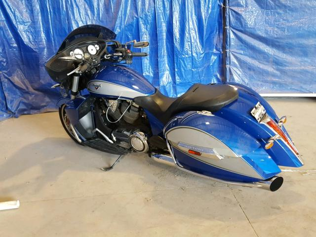 2014 VICTORY MOTORCYCLES CROSS COUNTRY TOUR full