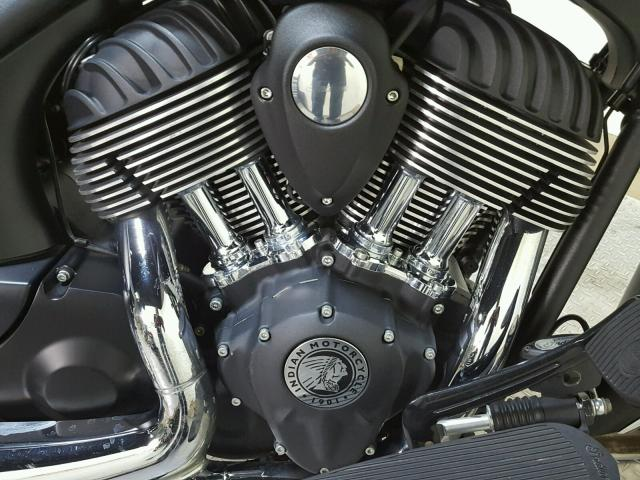 2016 INDIAN MOTORCYCLE CO. CHIEF DARK HORSE full