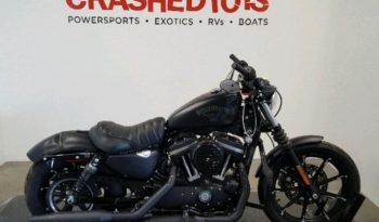 2017 HARLEY-DAVIDSON XL883 IRON 883 full