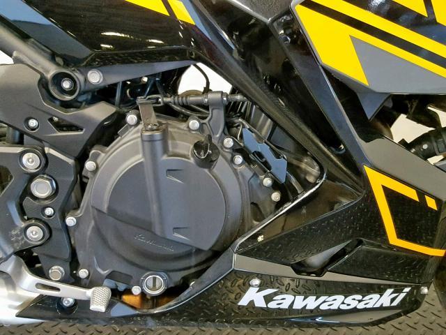 2018 KAWASAKI EX400 full